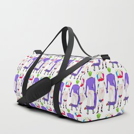 LOVE is no BUTT Joke - Handwritten Duffle Bag