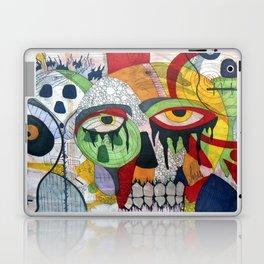 Smile at fear Laptop & iPad Skin
