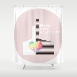 Dream factory Shower Curtain
