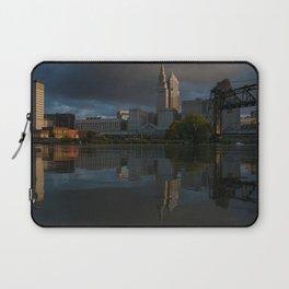 Moody Reflections Laptop Sleeve