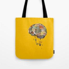 brain kludge Tote Bag
