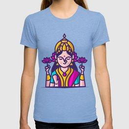 Lakshmi - The Goddess of Wealth T-shirt