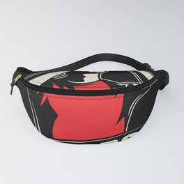 Poolboy Lifeguard Swimming Pool Fanny Pack
