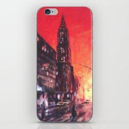 Chrysler Building in New York iPhone Skin