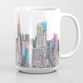 San Francisco Coit view Coffee Mug