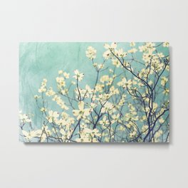 Purely Spring Metal Print