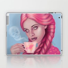 My Blood Type is Coffee Laptop & iPad Skin
