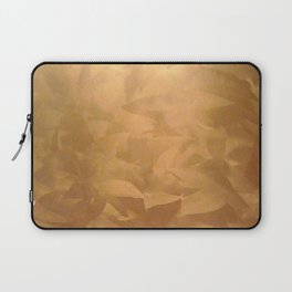 Brushed Copper Metallic - Beautiful - Rustic Glam - Fancy Faux Finishes - Metallic Paint Laptop Sleeve