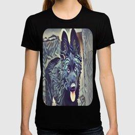 The Belgian Shepherd T-shirt