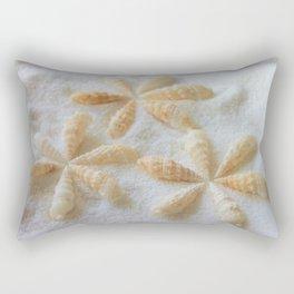 Seashells 4 Rectangular Pillow