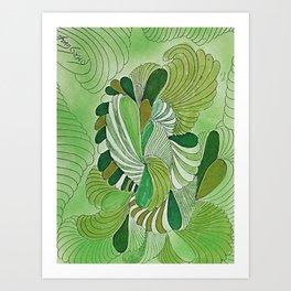 RAMSES 18 Art Print