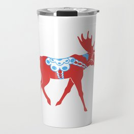 Dala Moose Travel Mug