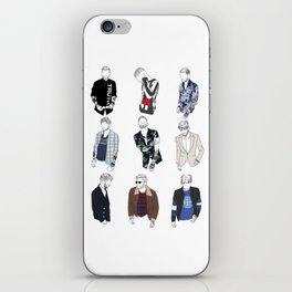 zashion iPhone Skin