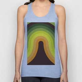 Rebirth Of The 70's No. 13 Unisex Tank Top