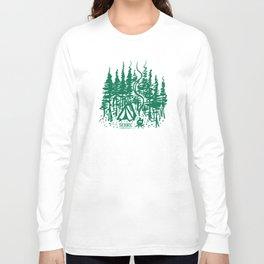 Campsite Long Sleeve T-shirt