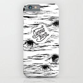 Curious Birch iPhone Case
