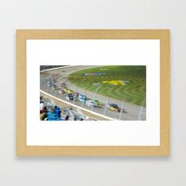Flying Color's Framed Art Print