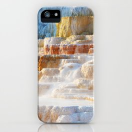 boiling steps iPhone Case