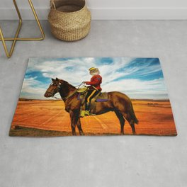 Sergeant Major Bannock Rug