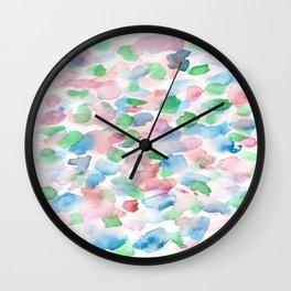 150725 My Happy Bubbles 3 Wall Clock