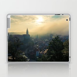 Cesky Krumlov Czech Republic Laptop & iPad Skin