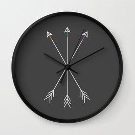 Killers (Gray) Wall Clock