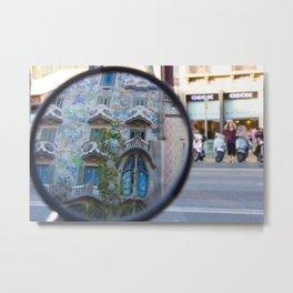 Batllo reflection Metal Print