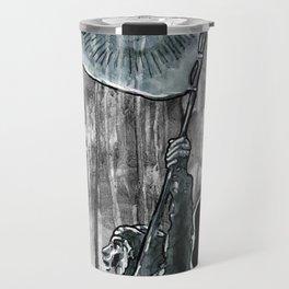 Telse van Kampen - lion version Travel Mug