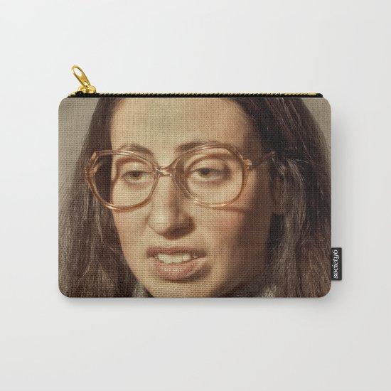 i.am.nerd. :: lauren s. Carry-All Pouch