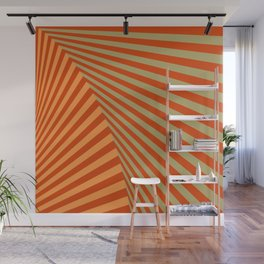 geometric composition 06 Wall Mural