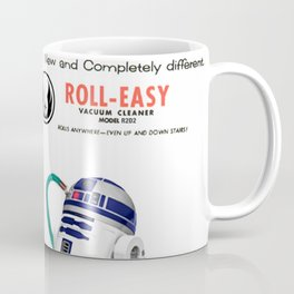 R2D2 Vacuum Coffee Mug