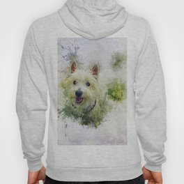 West Highland White Terrier Hoody