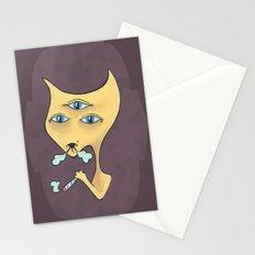 3rdHighCat Stationery Cards