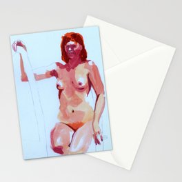 Bather Stationery Cards