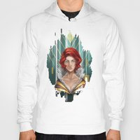 transistor Hoodies featuring We All Become by Countmoopula