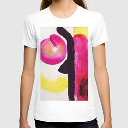 Neon Abstract T-shirt