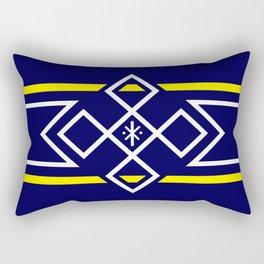 Minnion Flag Rectangular Pillow