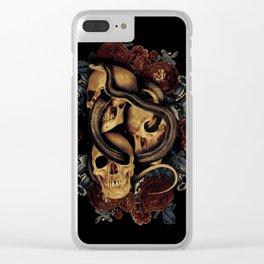 Bella Vita Clear iPhone Case