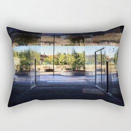 New Area in Morning Light Rectangular Pillow