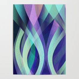 Abstract background G142 Poster
