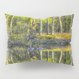 The Pond Reflections  Pillow Sham