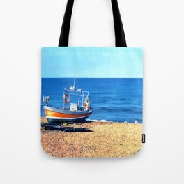 Grace on the Beach Tote Bag
