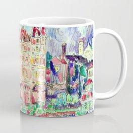Paul Signac View of Montauban Coffee Mug