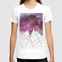 outer space T-shirts featuring Outer Space by FlurinaJT
