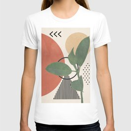 Nature Geometry III T-shirt
