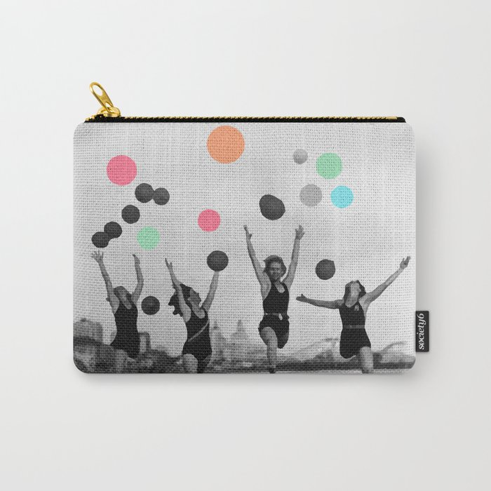 Vintage Women Carry-All Pouch