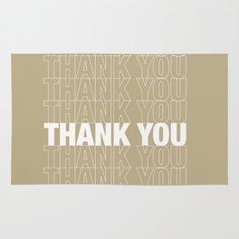 THANK YOU Rug