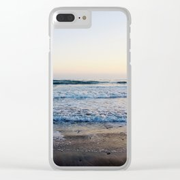 San O at Dusk Clear iPhone Case
