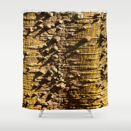 Nature´s Abstract Shower Curtain