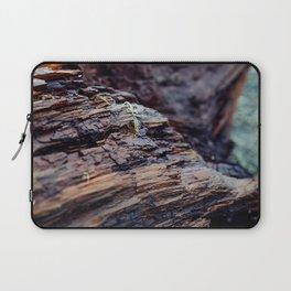 Wooden Texture Laptop Sleeve